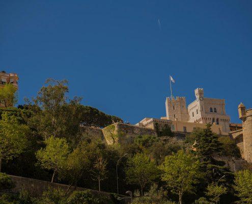 Monaco Ville - The Rock